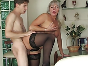 Russian Mature ( Jessica & Jerome )