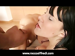 Two Teens Take Cumshots to the Face