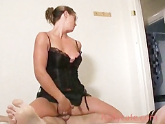 Violent Fuck And Jerk Bdsm Cumshot Handjob