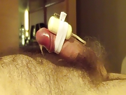 Hands Free Ejaculation with Vibrator 10 (Short)